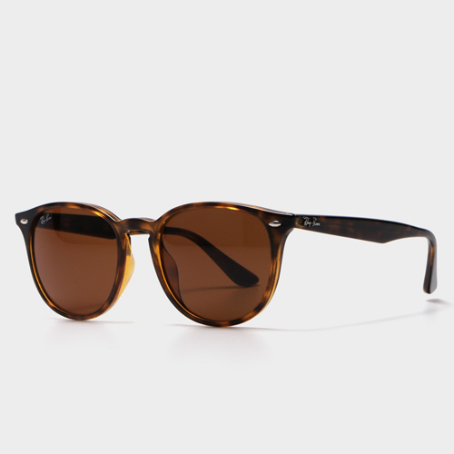 레이벤 RB4259F 710 73 (53) (Brown Lens)