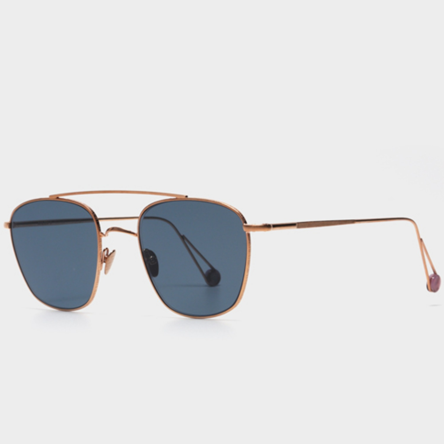 알렘 Odeon Rose Gold (Blue Lens)