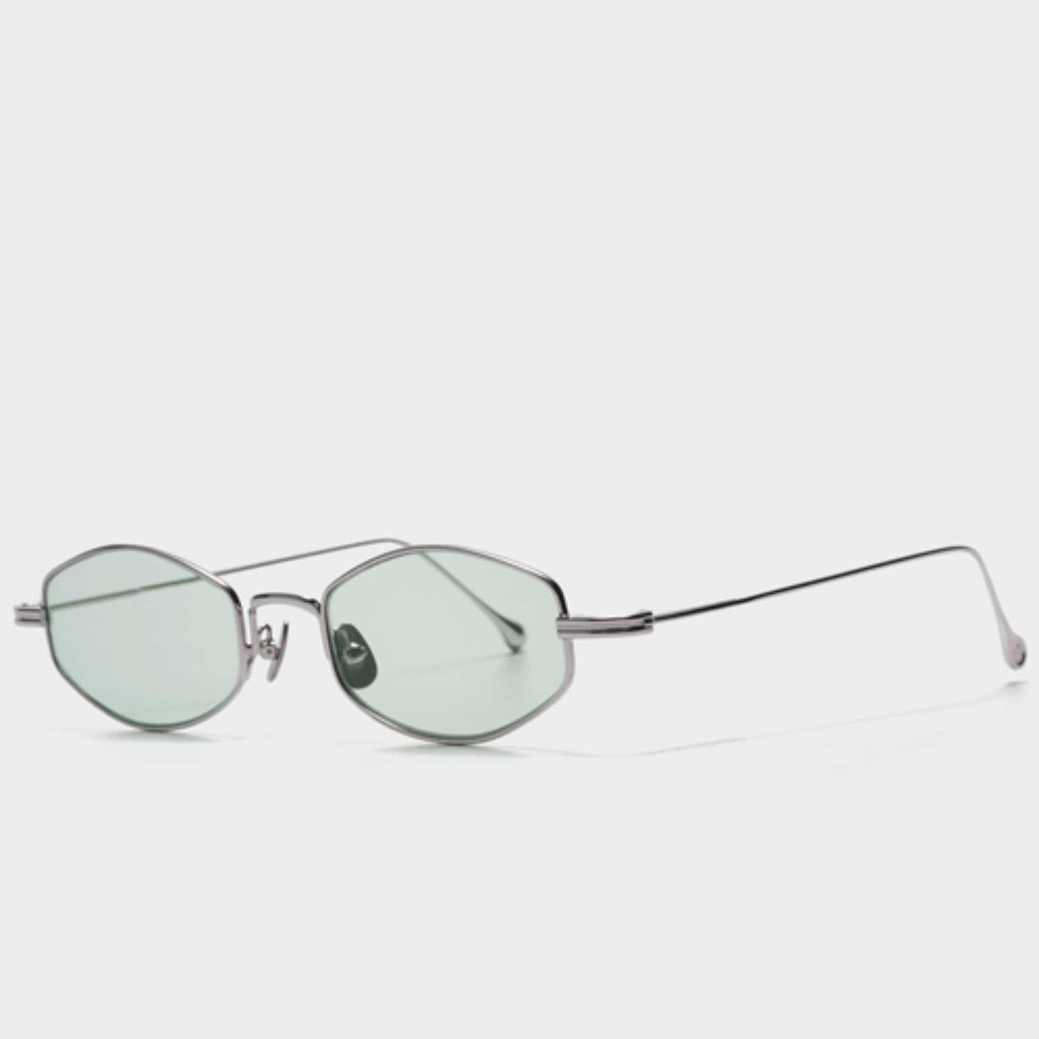 스틸러 CARTER STL03 12K WHITE GOLD (Green Tint Lens)