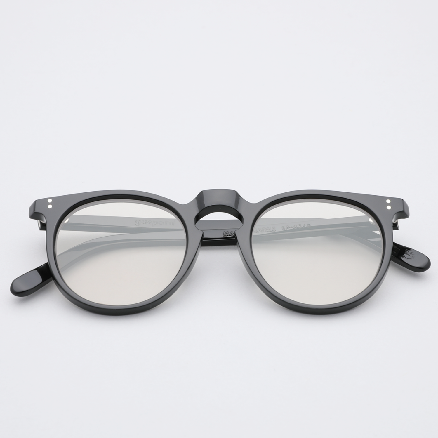 [규파드선글라스] GP03 N(Light brown flat tint Lens) (guépard)