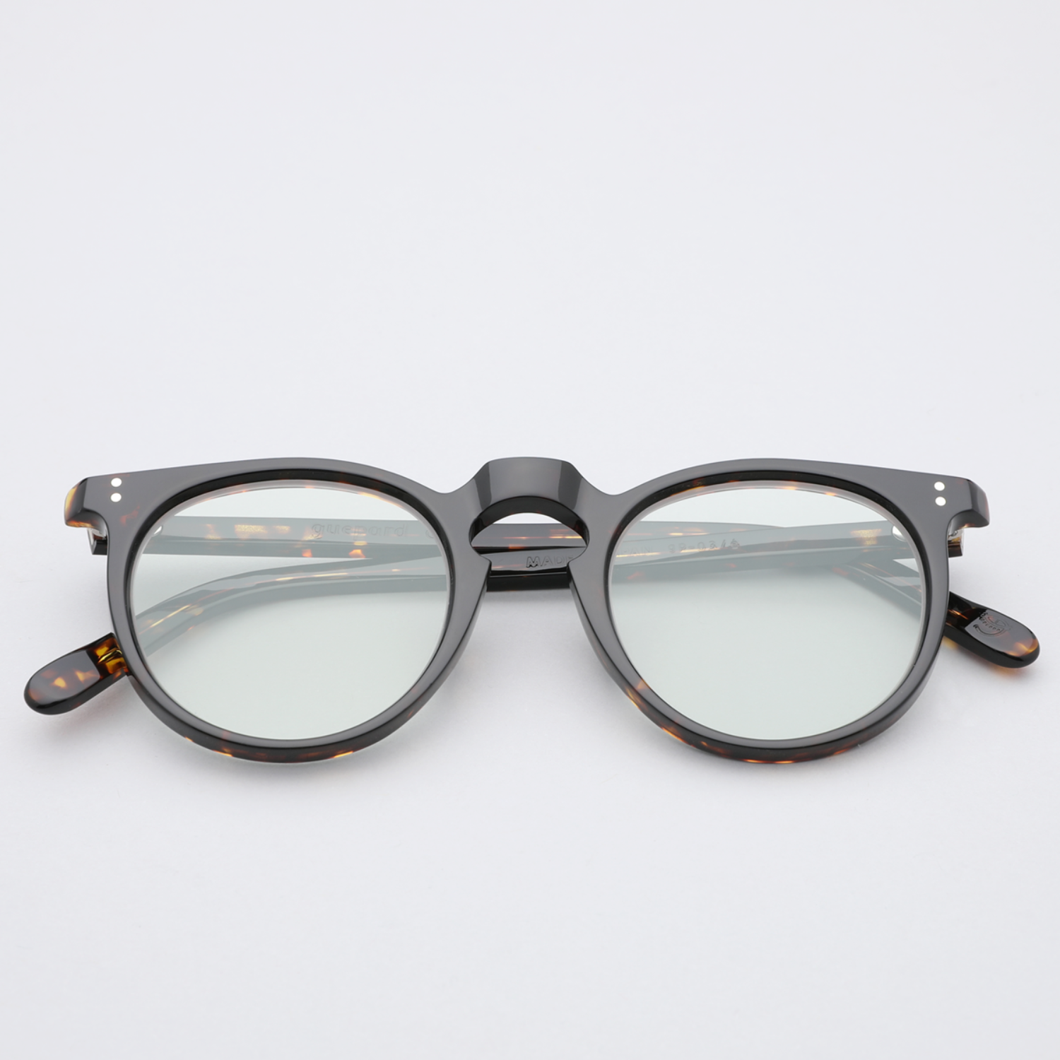 [규파드선글라스] GP03 E(Light green flat tint Lens) (guépard)