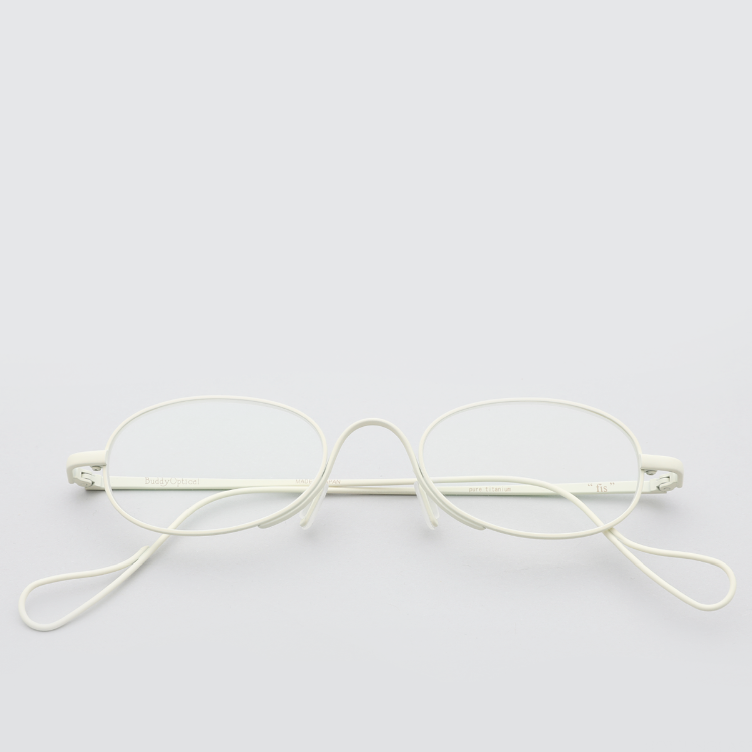 [버디옵티컬안경] fis MATTE IVORY (Buddy Optical)